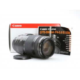Canon EF 4,0-5,6/70-300 IS USM (223124)