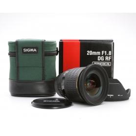 Sigma EX 1,8/20 DG RF ASP NI/AF D (223127)