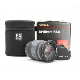 Sigma EX 2,8/18-50 DC Makro C/EF (223129)