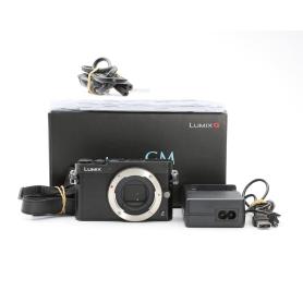 Panasonic Lumix DMC-GM5K (222465)