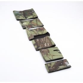 Jack Pyke Objektivüberzug Neopren Camouflage für Pentax 560 mm 5.6 HD DA (223146)