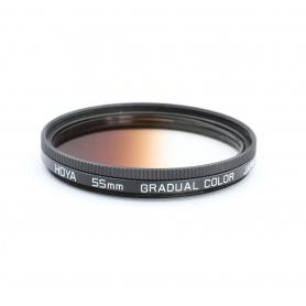 Hoya 55 mm Gradual Color Verlauf Filter E-55 (223209)