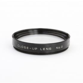 Minolta Close-Up Lens 55 mm Nahlinse No 0 E-55 Makro (223212)