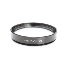 Minolta Close-Up Lens 55 mm Nahlinse No 0 E-55 Makro (223213)