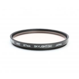 Hoya 67 mm UV-Filter HMC Skylight (1A) E-67 Japan (223234)