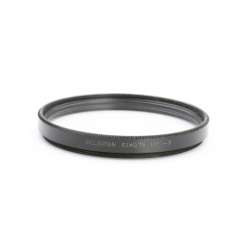 Heliopan 62 mm UV-Filter 67x0.75 UV -0 E-62 (223264)