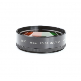 Hoya 58 mm Color-Multi-5F E-58 (223271)