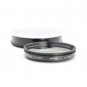 Minolta Polfilter 49 mm Polarizing Pol Filter E-49 (223295)