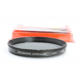 Minolta Polfilter 72 mm Polarizing Pol Filter E-72 (223300)