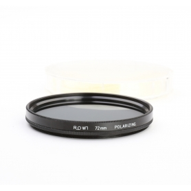 ROWI Polfilter 72 mm Polarizing Pol Filter E-72 (223303)