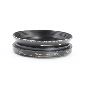 Minolta Polfilter 52 mm Polarizing Pol Filter E-52 (223312)