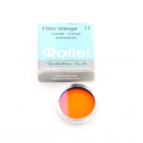 Rollei Orange Filter Germany -1.5...-3 Bajonett I (223378)