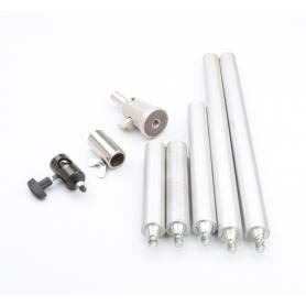Foba Set aus 5 Röhren - Combirohr Kombi Rohr System (223395)