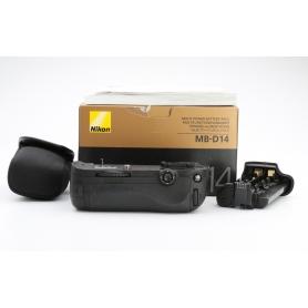 Nikon Hochformatgriff MB-D14 D600 (223424)