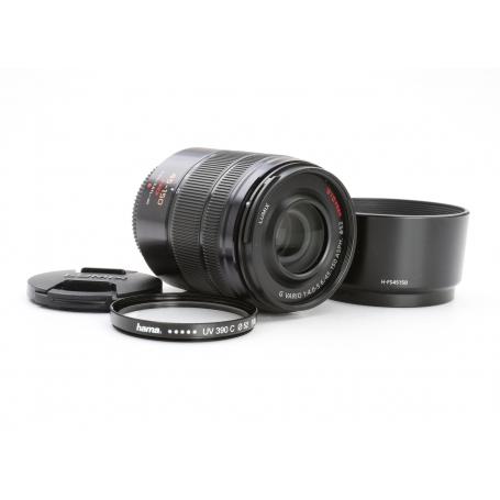 Panasonic Lumix G-Vario 4,0-5,6/45-150 Mega OIS Black (223427)