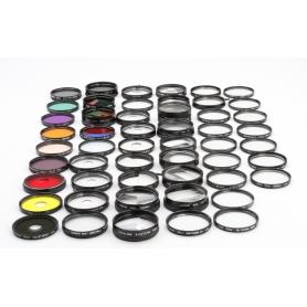 OEM Konvolut: Diverse Spezial Effekt Filter 55 mm E-55 (223195)