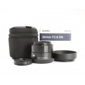 Sigma DN EX 2,8/30 Black E-Mount (223437)