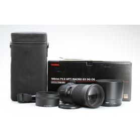 Sigma EX 2,8/180 APO Makro HSM DG OS für Sigma SA (223448)