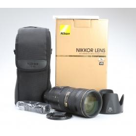 Nikon AF-S 2,8/70-200 G IF ED VR II (223449)