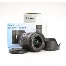 Canon EF-S 4,5-5,6/10-18 IS STM (223459)