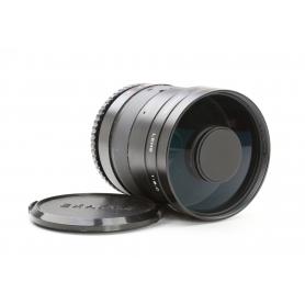 Exakta MC Mirror 8,0/500 Spiegel Tele für Sony A-Mount (223366)