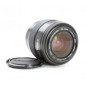 Soligor AF 3,5-4,5/28-70 C/D Zoom+Macro für Minolta / Sony A-Mount (223477)