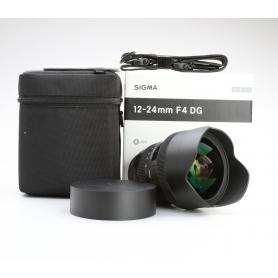Sigma 4,0/12-24 DG HSM Art C/EF (223508)
