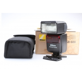 Nikon Speedlight SB-600 (223609)