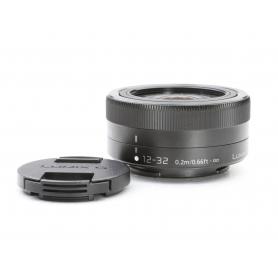 Panasonic Lumix G-Vario 3,5-5,6/12-32 Mega OIS Black (223646)