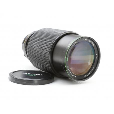 Hanimex MC 3,5/80-200 für Minolta MC/MD (223657)