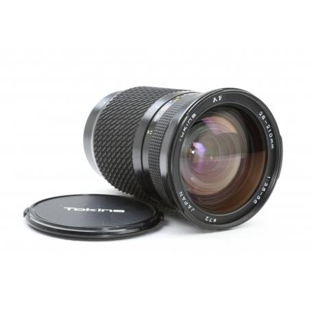 Tokina AF 3,5-5,6/28-210 für Minolta / Sony A-Mount (223658)
