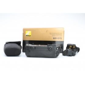 Nikon Hochformatgriff MB-D15 D7100 (223694)