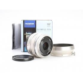 Olympus M.Zuiko Digital 1,8/17 Silver (223696)