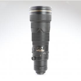 Nikon AF-S 4,0/500 ED VR (223698)