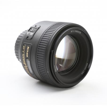 Nikon AF-S 1,8/85 G (223748)