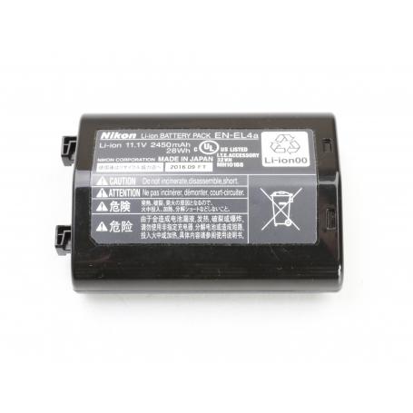 Nikon Li-Ion-Akku EN-EL4a 2500mAh (223752)