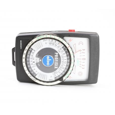 Gossen Profisix SBC Belichtungsmesser Light Meter (223757)