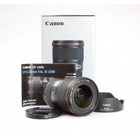 Canon EF 4,0/16-35 L IS USM (223763)
