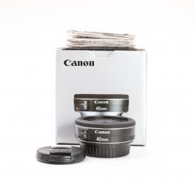 Canon EF 2,8/40 STM (223803)