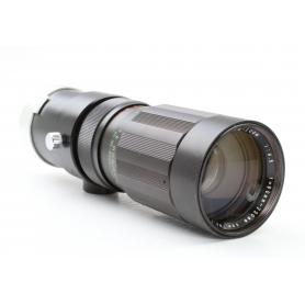 Soligor 4,5/90-230 Zoom für Konica AR (220418)