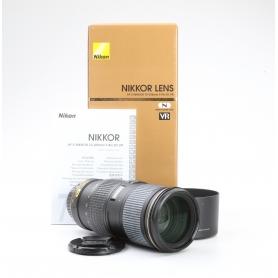 Nikon AF-S 4,0/70-200 G ED N VR (223819)