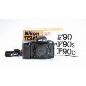 Nikon F90 (223835)