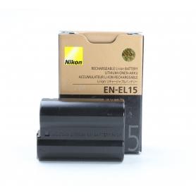 Nikon Li-Ion-Akku EN-EL15 (223874)