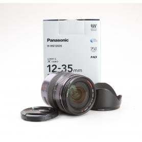 Panasonic Lumix Vario HD 2,8/12-35 ASPH. O.I.S. (223920)