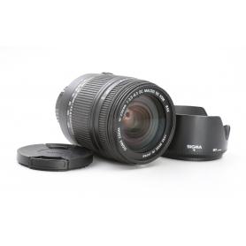 Sigma EX 3,5-6,3/18-250 DC OS HSM Makro NI/AF D (206911)
