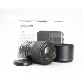 Tamron SP 2,8/90 Makro DI VC USD (F017) C/EF (223929)