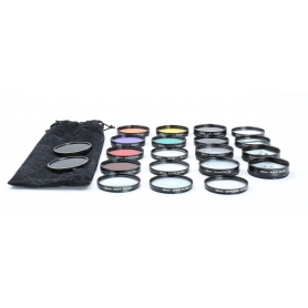 OEM Filter Set: Diverse Color, Tone & Effect Filter 58 mm E-58 (223999)