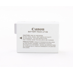 Canon NI-MH Akku LP-E8 (224016)