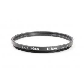 Nikon UV-Filter 62 mm L37c E-62 (224110)