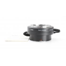 Rollei Rolleiflex Retro Adapter Adaptor (224132)